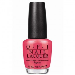 OPI Charged Up Cherry B35 15ml
