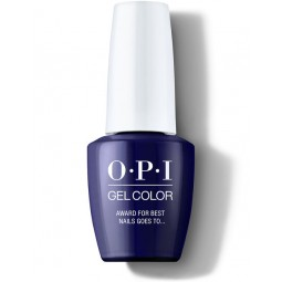 OPI Gel Color Award For Best Nails Goes To 15ml