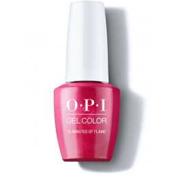 OPI Gel Color 15 Minutes of Flame 15ml