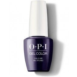 Opi Gel Color G46 Chills Are Multiplying! 15ml