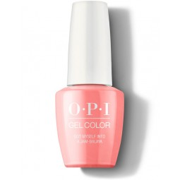 Opi Gel Color N57A Got Myself into A Jam-balaya 15ml