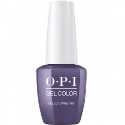 Opi Gel Color H73 Hello Hawaii Ya? 15ml