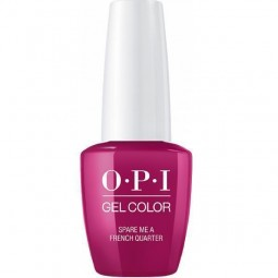 Opi Gel Color N55A Spare Me A French Quarter? 15ml