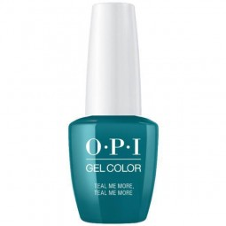 Opi Gel Color G45 Teal Me More, Teal Me More 15ml