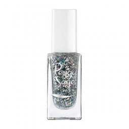 PEGGY SAGE TOP COAT SILVER GEMS 11ml