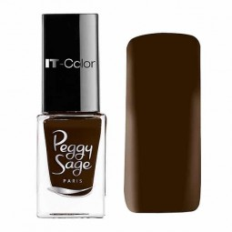 PEGGY SAGE MINI ΒΕΡΝΙΚΙ IT-Color  Brune 5 ml