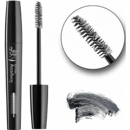 PEGGY SAGE MASCARA TEMPTING 9 ml Βαθύ Μαύρο