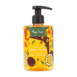 Peggy Sage Shower gel mango / passion fruit 310ml