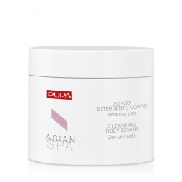 Pupa Milano Asian Spa Body Scrub 250ml