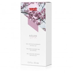 Pupa Milano Asian Spa Relaxing Shower Gel 300ml