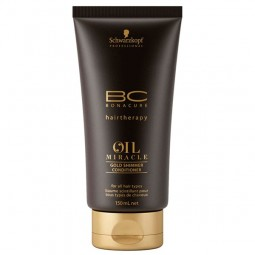 Schwarzkopf Professional BC Oil Miracle Gold Shimmer Conditioner (150ml)