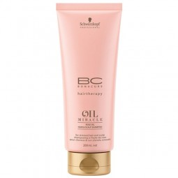 Schwarzkopf Professional BC Oil Miracle Hair & Scalp Shampoo (200ml)