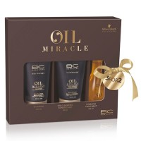 Schwarzkopf Professional BC Oil Miracle Xmas Pack (Σαμπουάν 200ml, Conditioner 150ml, Μάσκα 100ml)
