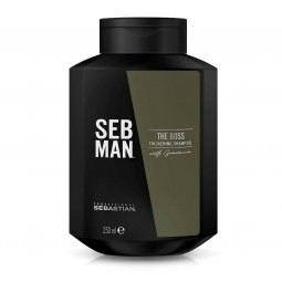 Sebastian Professional Seb Man The Boss Thickening Shampoo 250 ml