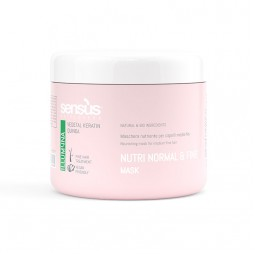 SENSUS ILLUMYNA NUTRI NORMAL & FINE HAIR MASK 500ML