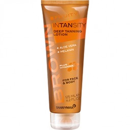 TannyMax Intansity Deep Tanning Lotion Face & Body 125ml