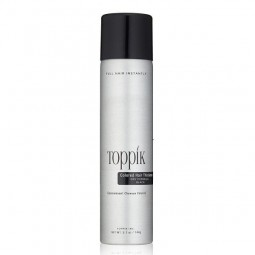 Toppik Colored Hair Thickener Dry Formula 144g – Black