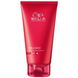Wella Professionals Brilliance Conditioner για δύσκολα μαλλιά 200ml