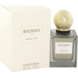 Balmain Paris Ambre Girls Eau De Parfum Testeur 75ml