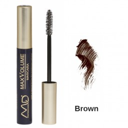 MD Professionnel Max Volume Mascara 10ml Brown