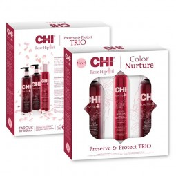 CHI Rosehip Preserve and Protect Trio