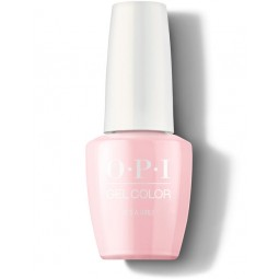 Opi Gel Color H39A It's a Girl 15ml