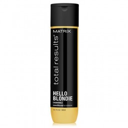 Matrix Total Results Hello Blondie Conditioner 300ml