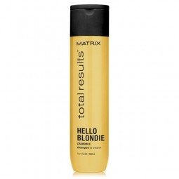 Matrix Total Results Hello Blondie Shampoo 300ml