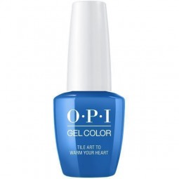Opi Gel Color L25 Tile Art to Warm Your Heart 15ml