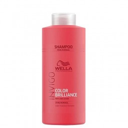 Wella Professionals Invigo Vibrant Color Brilliance Shampoo Fine 500ml