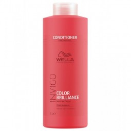 Wella Profesionnals Invigo Color Brilliance Vibrant Color Conditioner Fine 1000ml
