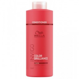 Wella Profesionnals Invigo Color Brilliance Vibrant Color Conditioner Coarse 1000ml