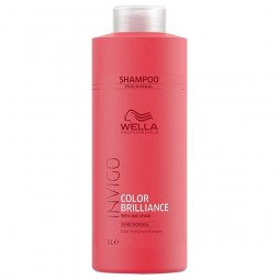 Wella Profesionnals Invigo Color Brilliance Color Protection Shampoo Fine 1000ml