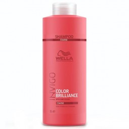 Wella Profesionnals Invigo Color Brilliance Color Protection Shampoo Coarse 1000ml